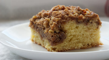 Recipe: Coffee Coffee Cake (Tips for baking a doubly-delicious treat!)
