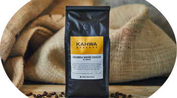 Seasonal Flavors: Fall  Warming Up With Our New Kahwa Reserve