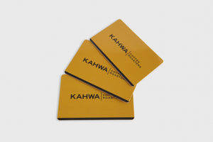 Kahwa Coffee Gift Cards