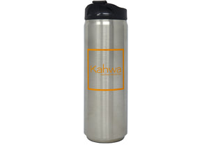 16 oz Stainless Steel Travel Mug