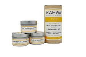 Kahwa Coffee Candles