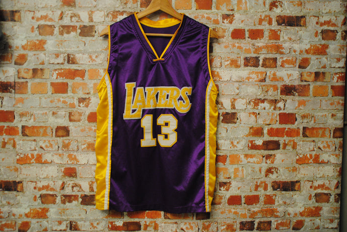 Lakers Basketball Jersey