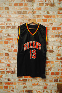 Sixers Basketball Jersey