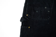 Load image into Gallery viewer, black-worker-carhartt-jeans-tough-guys-only