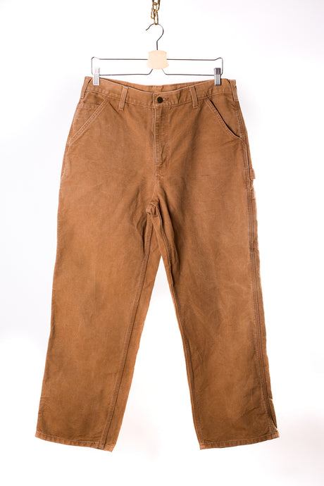 Orange-Brown Carhartt Jeans