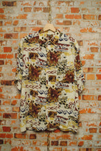 Load image into Gallery viewer, Vintage Shirt against Brick Wall