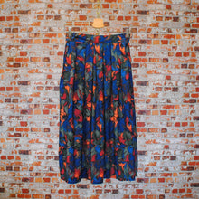 Load image into Gallery viewer, Long Blue Skirt