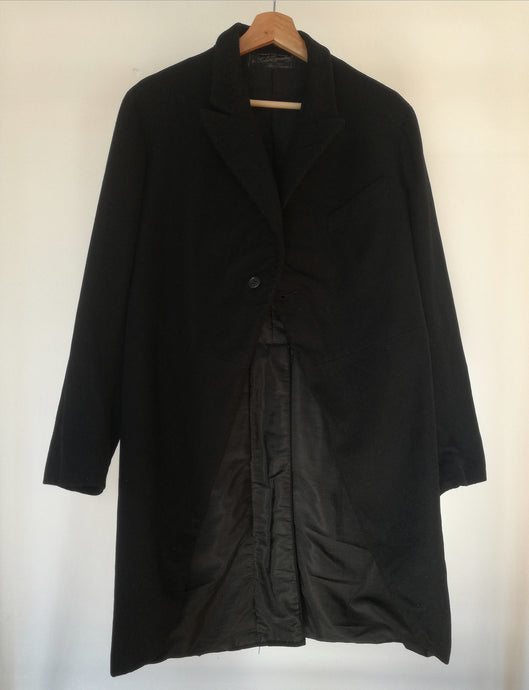 Dressed Men's Coat