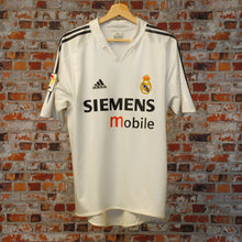 Load image into Gallery viewer, fresh-vintage-soccer-shirt-with-siemels-mobile-and-adidas-logo-front