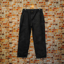 Load image into Gallery viewer, basic-zwarte-carhartt-jeans