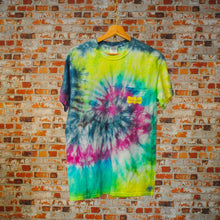 Load image into Gallery viewer, vintage-tie-dye-tshirt