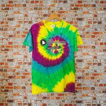 Load image into Gallery viewer, groene-tie-dye-tshirt