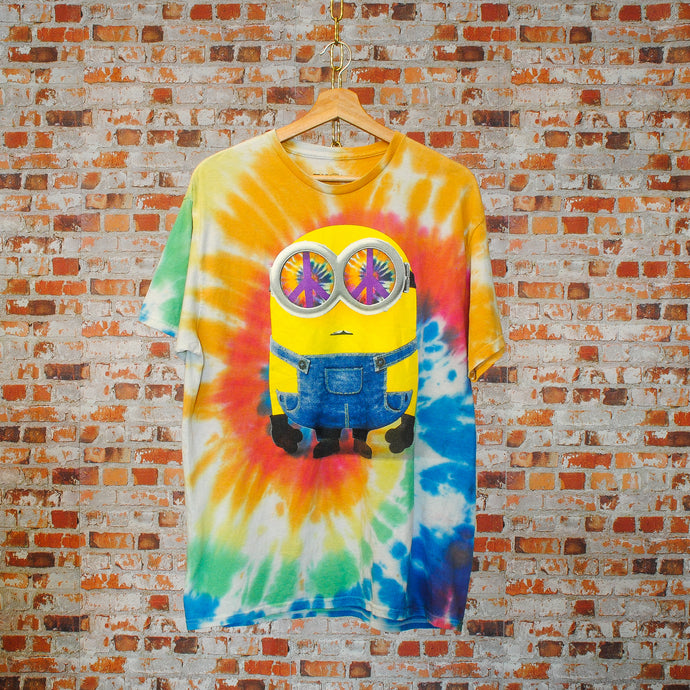 Despicable Me Tie Dye T-Shirt