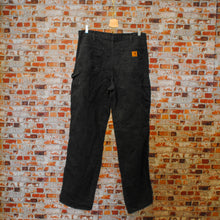 Load image into Gallery viewer, zwarte-tweedehands-carhartt-jeans