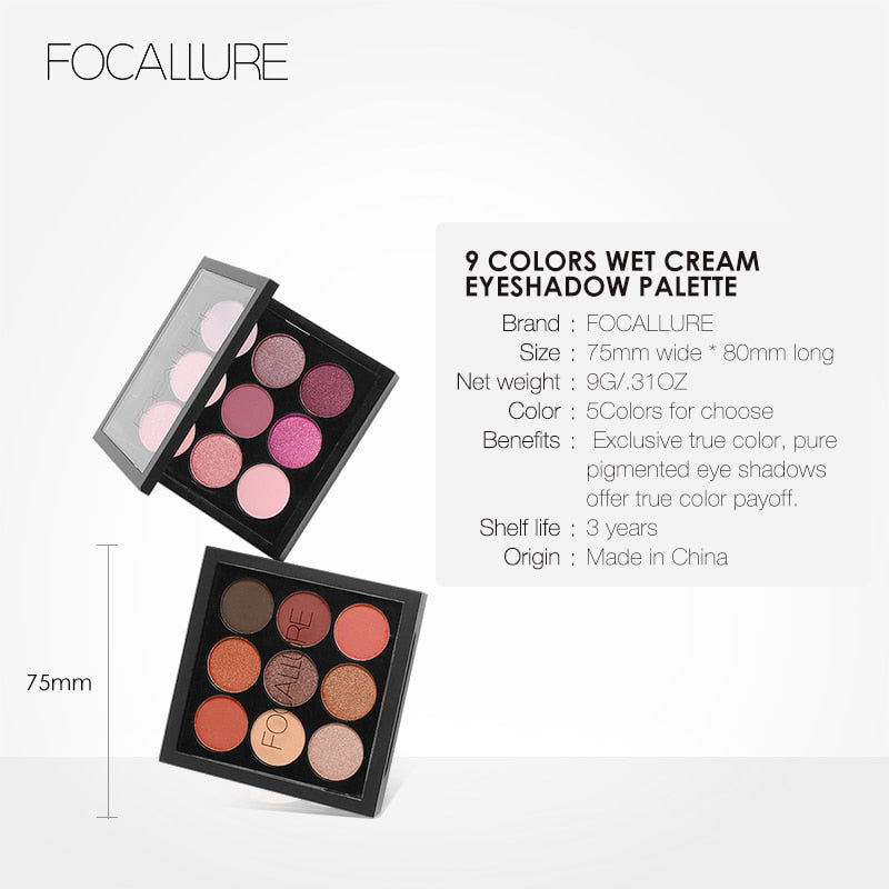 eyeshadow set