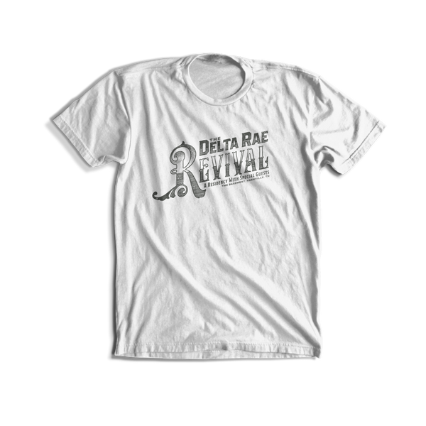 The Delta Rae Revival Tee