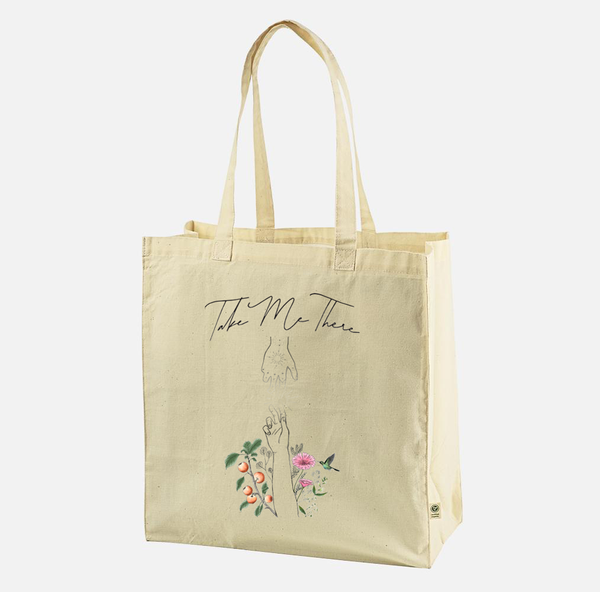 Take Me There Tote