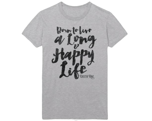 Born to Live Tee