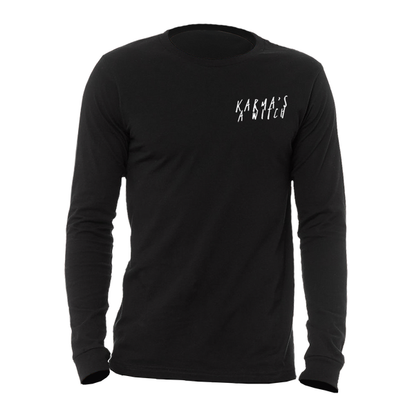 Karma Long Sleeve Tee