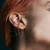 Gold-safety-pin-earrings