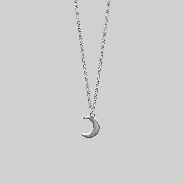 AYSU. Mini Moon Crescent Necklace