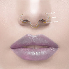 The Fine Ball Nose Ring