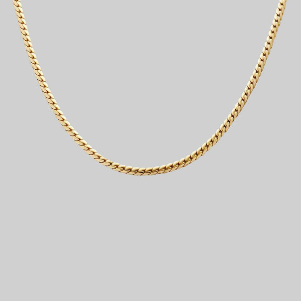The Snake Chain - Gold
