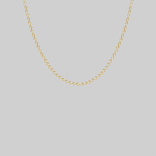 Simple Trace Chain - Gold