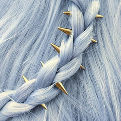 Hair Accessories - PHOENIX. Gold Hair Spikes