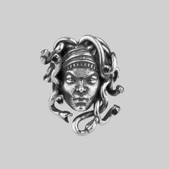 medusa head ring