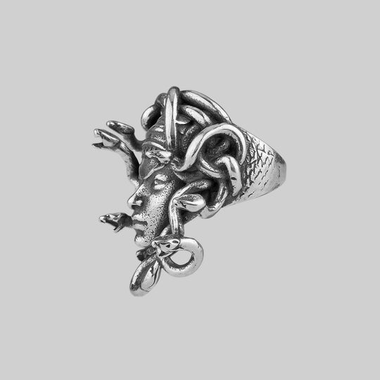 The Eternal Curse. Medusa Ring