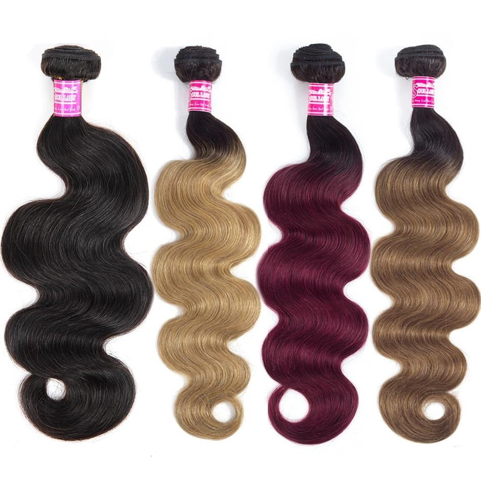 Peruvian Body Wave Hair Bundles 100% Human Hair