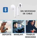 AUDIFONOS INALAMBRICOS  I7s TWS BLUETOOTH