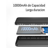 POWER BANK BATERIA EXTERNA DE 10000 MaH