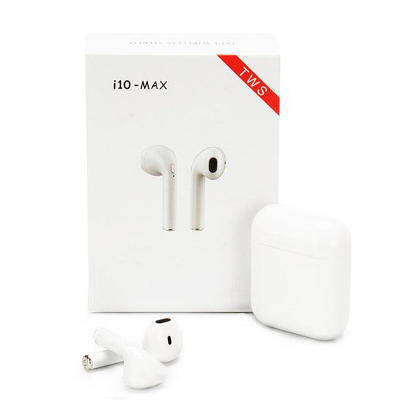 AUDIFONOS BLUTOOTH TIPO AIRPODS I10-MAX