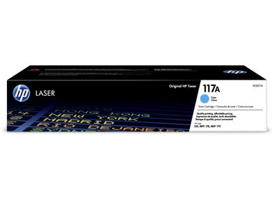 HP 117A Original LaserJet Toner Cartridges
