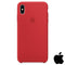 Apple Phone XS Max Silicone Case Red (MRWH2ZM/A)