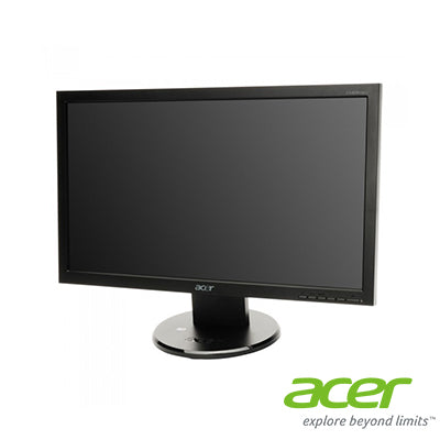 "Acer Monitor V193HQ 18.5"" LED HD (UM.XV6EE.A02)"