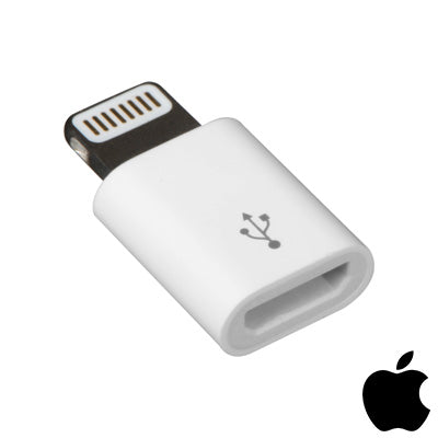 Apple Micro USB Adapter to Lightning (MD820ZM/A)