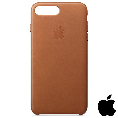 Apple iPhone 7 Case Leather Tan (MMY72ZM/A)