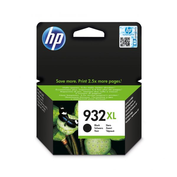 Tinteiro Original HP 932XL BLACK