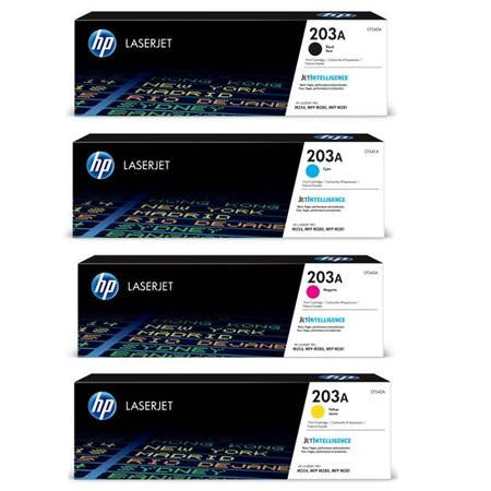 HP 203A Original Laserjet Toner Cartriges