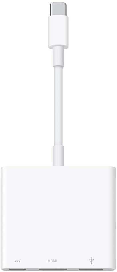 Apple USB-C AV Multiport Adapter (MUF82ZM/A)