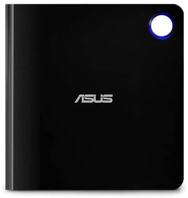 Asus External Ultra Slim Blu-ray and MDisc Burner (90DD02G0-M29000)