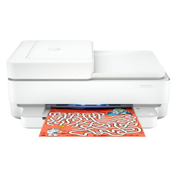 Impressora multifuncional HP DeskJet Plus Ink Advantage 6475