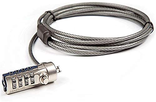 Targus Defcon Notebook Cable Lock 2.1m (PA410E)