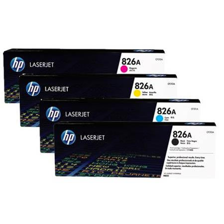 HP 826A Laserjet Toner Cartridges