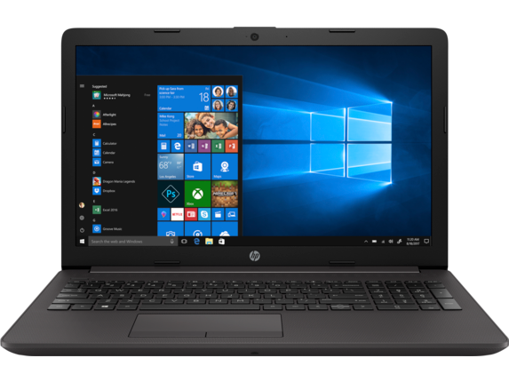 NOTEBOOK HP 250 G6 INTEL N4000 / 500GB HDD / 4GB RAM + FLASH DISK VERBATIM 16 GB