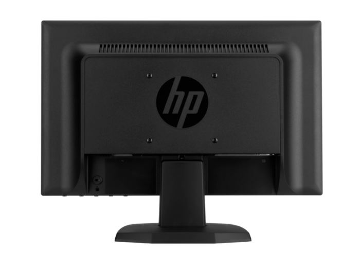 "MONITOR HP 18,5"" LED BLACK LIT V197"