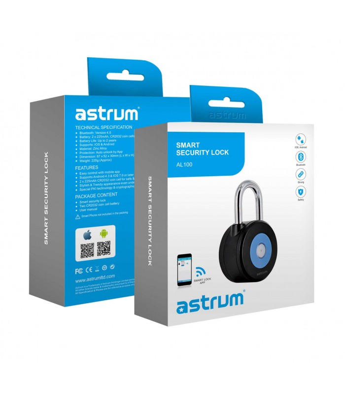 ASTRUM HOME LOCK BT SMART APP OUTDOOR